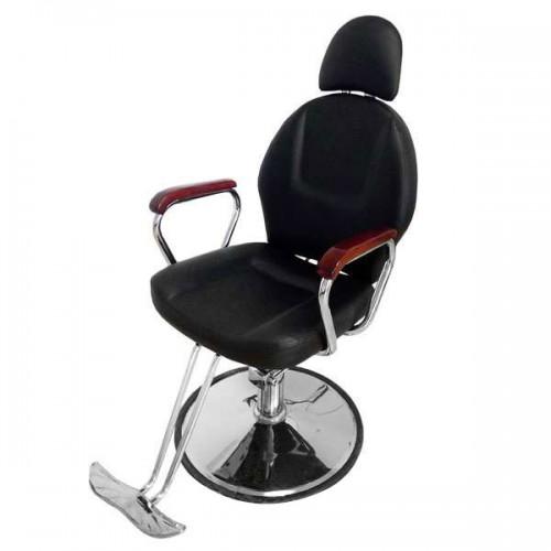 Практичен и удобен бръснарски стол 036