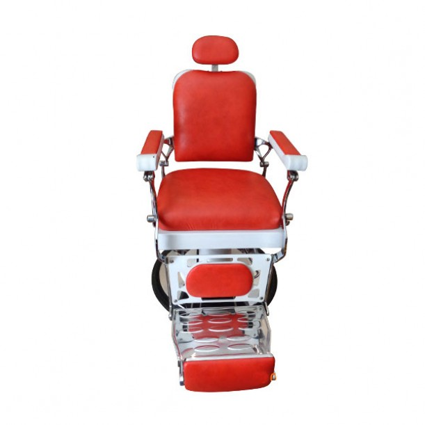 Бръснарски стол със стилен дизайн - Модел BO41