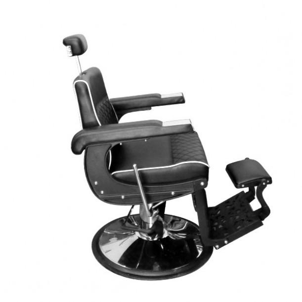 Бръснарски стол с класически дизайн – Модел BO50