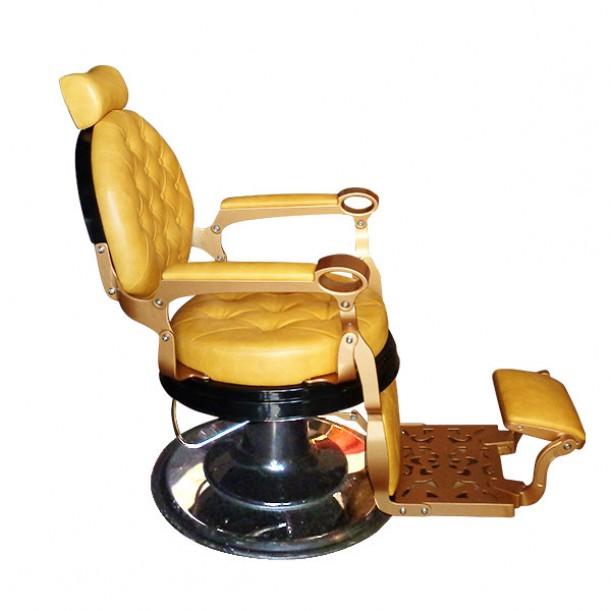 Бръснарски стол с елегантен дизайн - Модел BO51