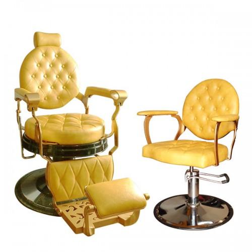 Фризьорски стол с луксозен и удобен дизайн - А305