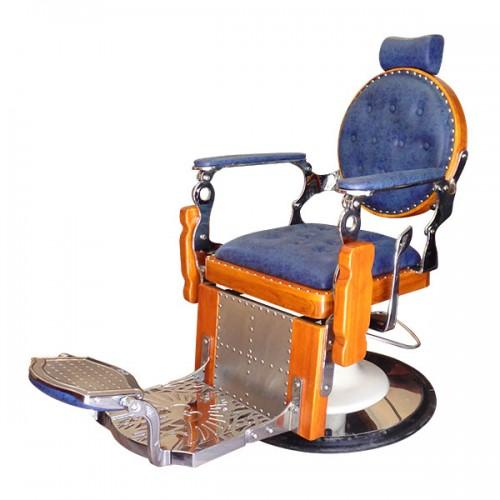 Бръснарски стол с модерен и функционален дизайн - BO52