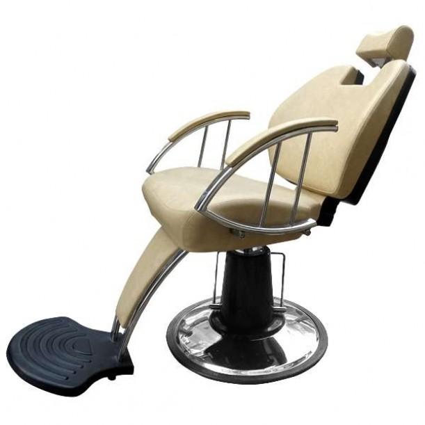 Бръснарски стол с класическа визия - Модел PL250AK