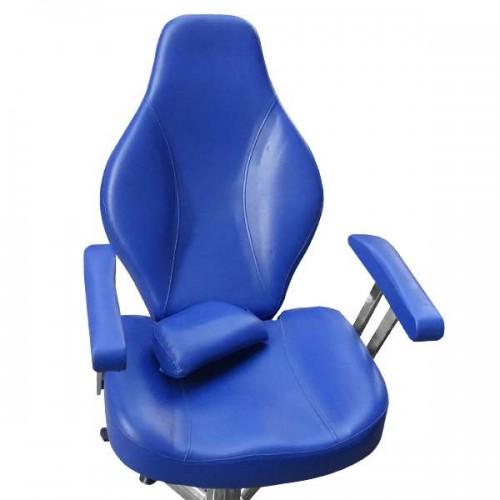 Бръснарски стол с изчистена визия - Модел 1191-02