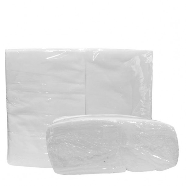 Козметични кърпи за еднократна употреба, 100бр.