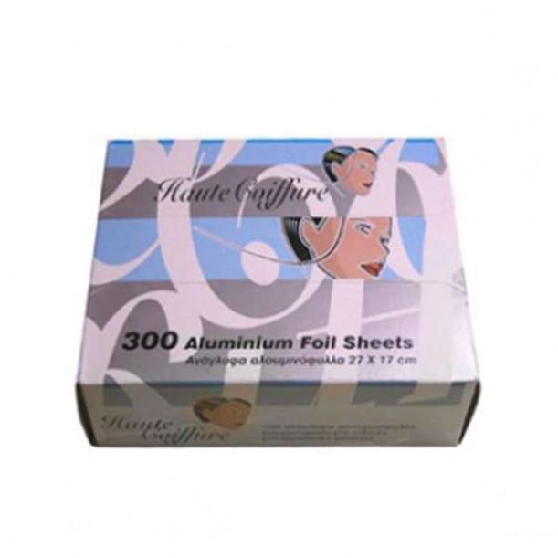 Алуминиево фолио в кутия от 300 броя