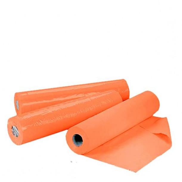 Еднократни чаршафи в оранжево, TNT  60 см или 70 см