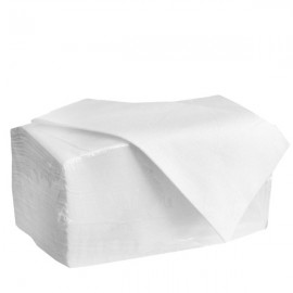 Дишащи хартиени фризьорски кърпи, опаковка от 100бр.