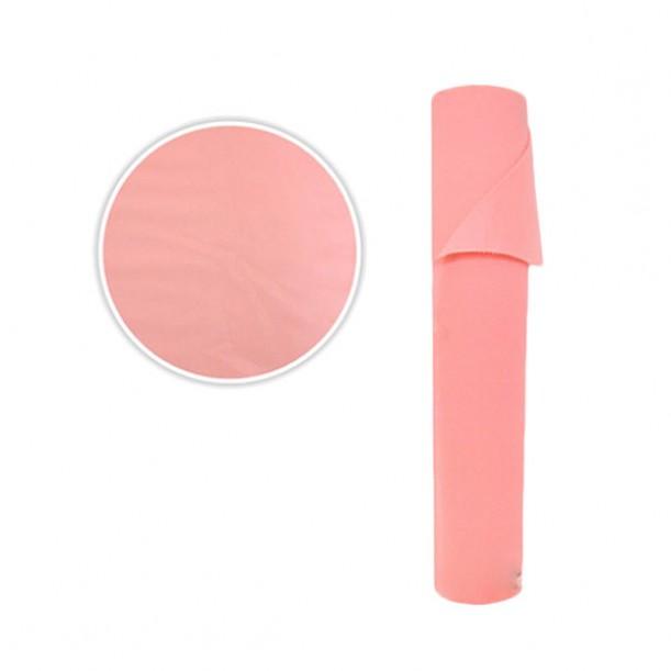 Еднократни хартиени чаршафи, двупластови, розови - P115