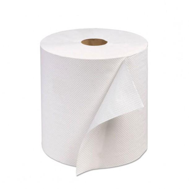 Хартиени кърпи на ролка с перфорация - двупластови - 153