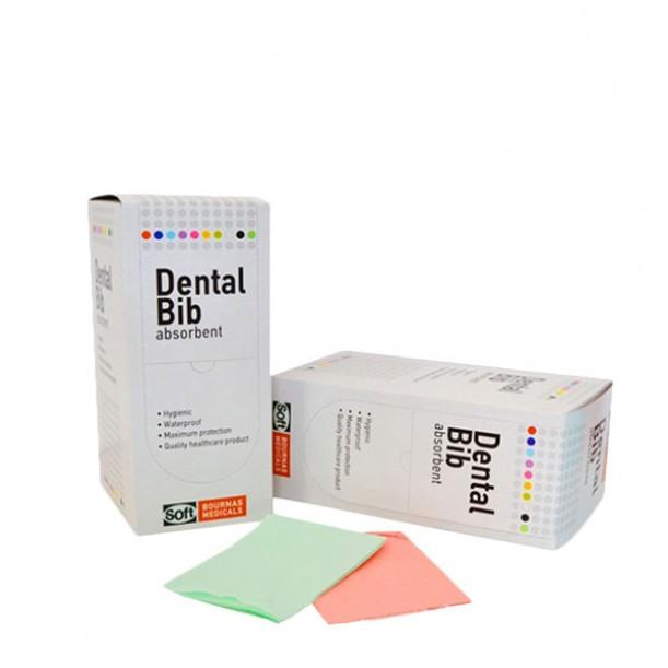 Стоматологични лигавници 181, трипластови, кутия от 125 бр.