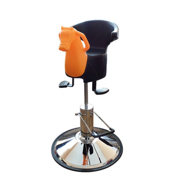 Детски фризьорски стол, конче