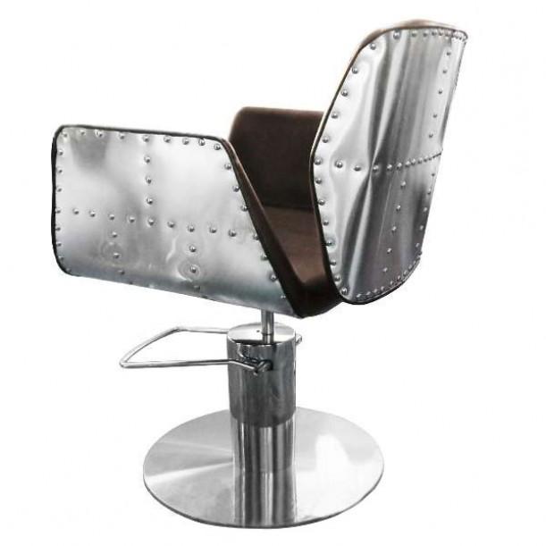 Кафяв фризьорски стол - Модел HA295