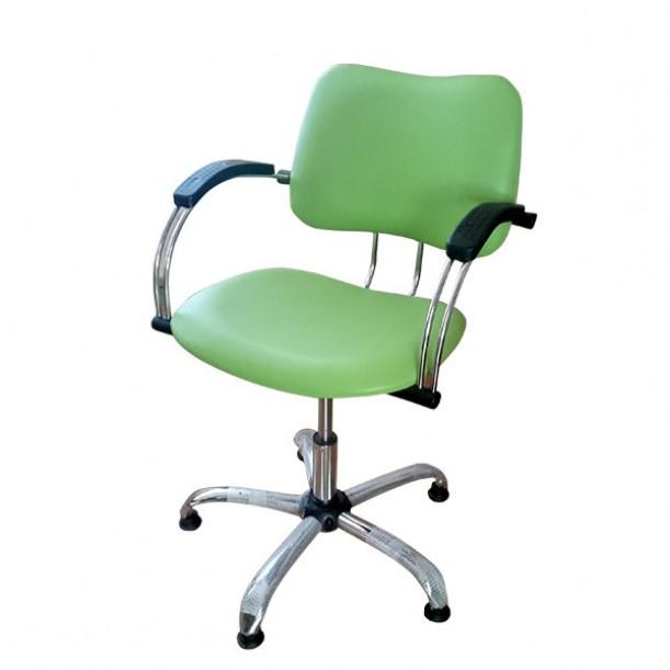 Професионален фризьорски стол с атрактивна визия