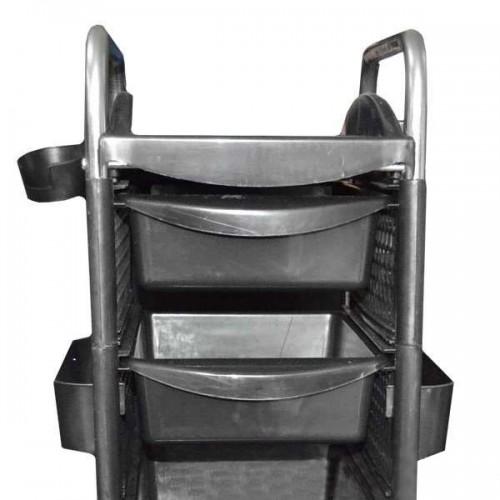 Работна фризьорска количка 218
