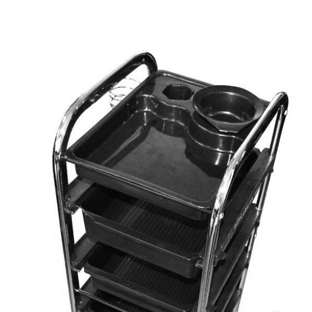 Професионална фризьорска количка модел 150A
