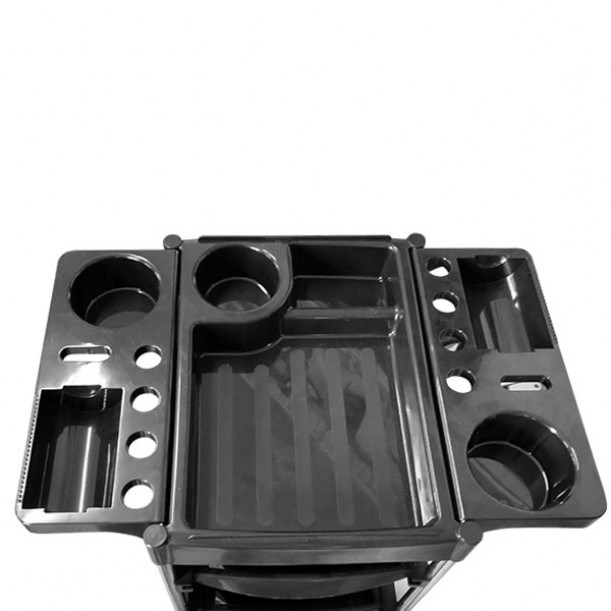 Фризьорска количка с 4 чекмеджета, Модел G006