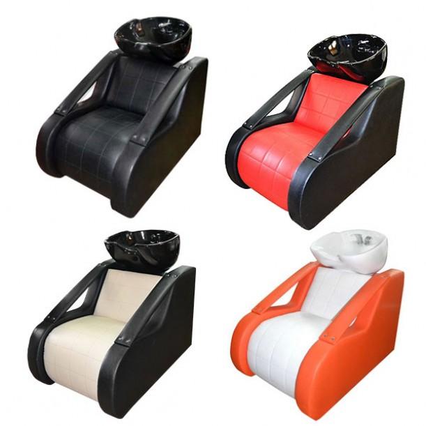 Измивна колона за фризьорски салон М400 - цветови разновидности