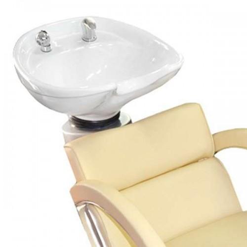 Измивна колона с керамична фризьорска мивка модел 3530.