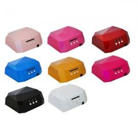 UV LED лампа за маникюр 36W – 8 цвята 001
