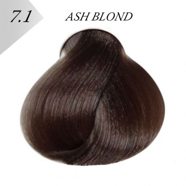 Боя за коса Londessa цвят №7.1 - AHS BLOND