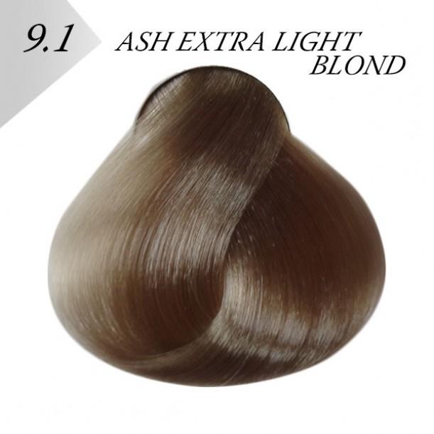 Боя за коса Londessa цвят №9.1 - ASH EXTRA LIGHT BLOND