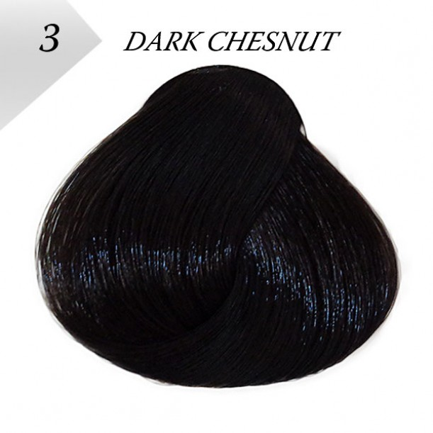 Боя за коса Londessa, цвят №3 - DARK CHESTNUT