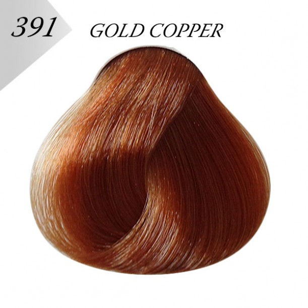 Боя за коса Londessa, цвят №391 - GOLD COPPER