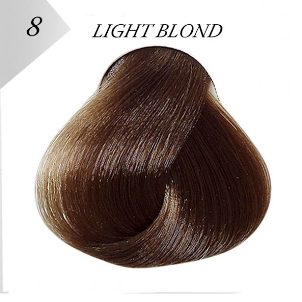 Боя за коса Londessa цвят №8 - LIGHT BLOND