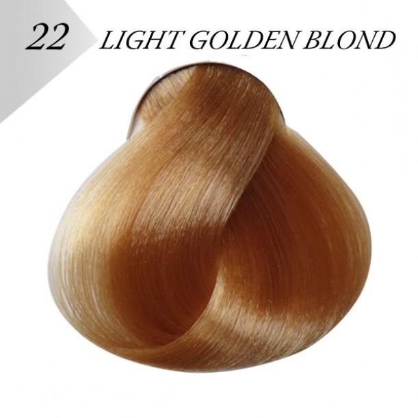 Боя за коса Londessa цвят №22 - LIGHT GOLDEN BLOND