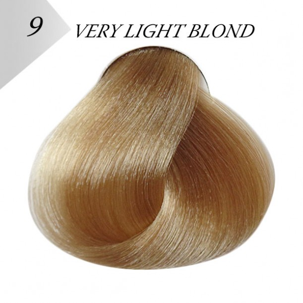 Боя за коса Londessa цвят №9 - VERY LIGHT BLOND