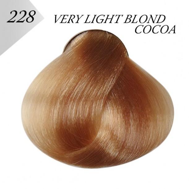 Боя за коса Londessa цвят №228 - VERY LIGHT BLOND COCOA