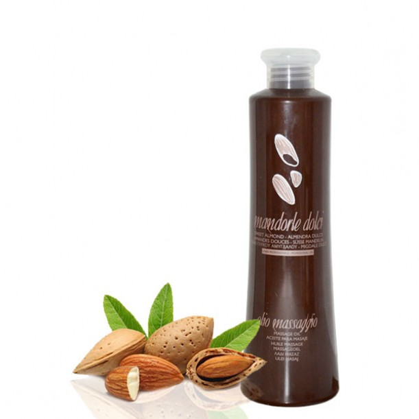 Олио за масаж със Сладък бадем - Ro.ial 500 мл