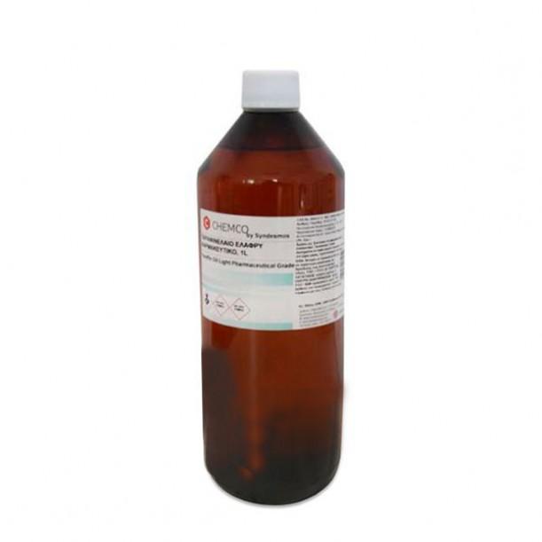 Парафиново олио