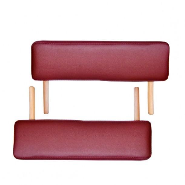 Подлакътници за масажна кушетка - дървени