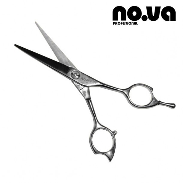 Фризьорска ножица MS55 NO.VA professional