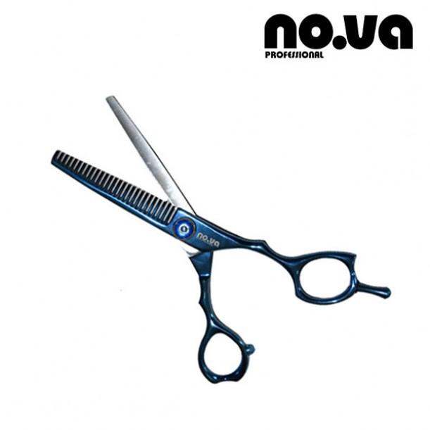 Фризьорска ножица - NO.VA professional SS5727BL