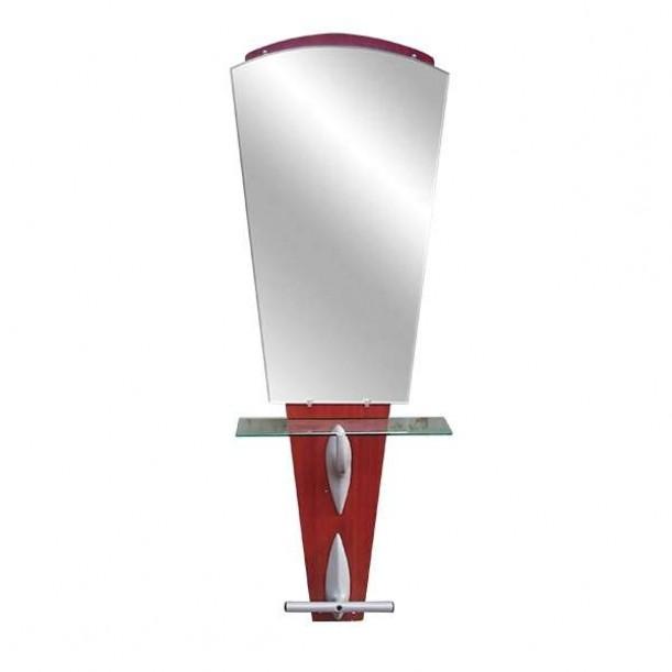 Фризьорско огледало 507 в цвят венге