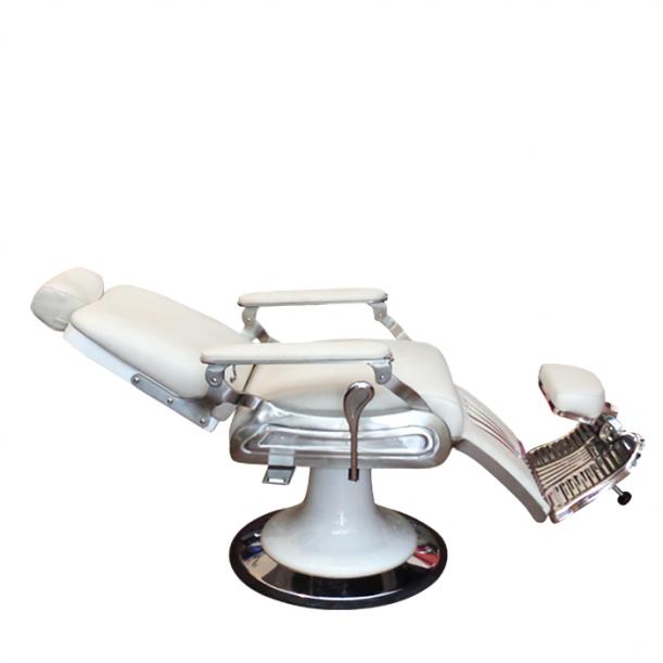 Бръснарски стол със стилна визия - Модел SA26