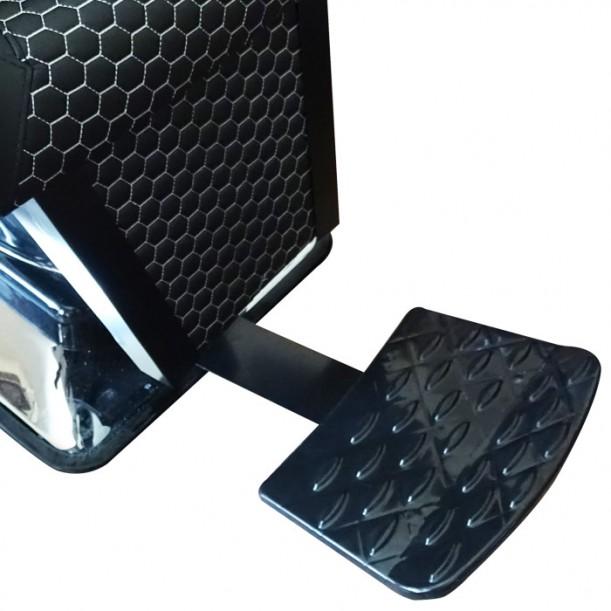 Бръснарски стол с подвижна облегалка N1005