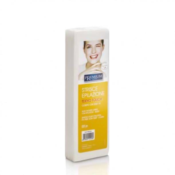 Ленти за кола маска нарязани 100 броя в опаковка Xanitalia Premium Yellow