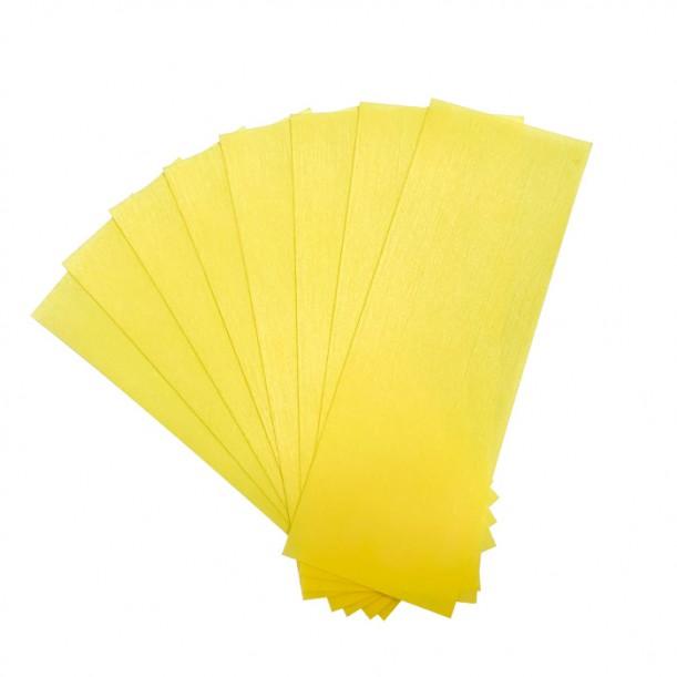 Ленти за кола маска жълти х 50 броя