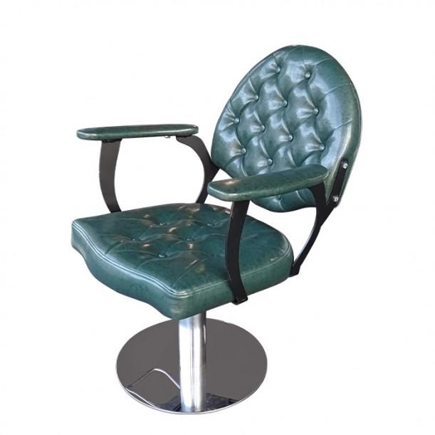 Атрактивен фризьорски стол модел B057
