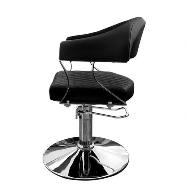 Работен фризьорски стол N608 с регулираща се височина
