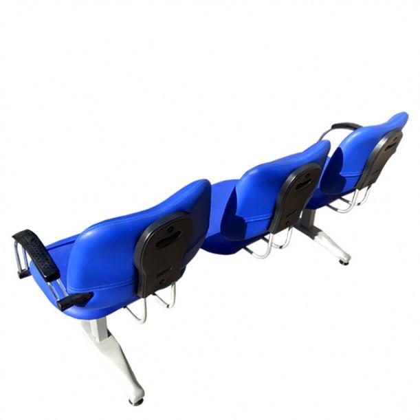 Тройна чакалня за фризьорски салони модел D430