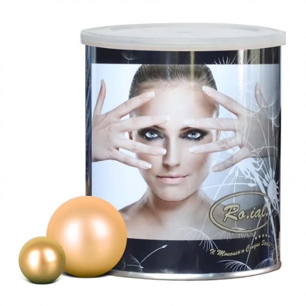 Кола маска Златна перла - кутия 800 гр, Ro.ial
