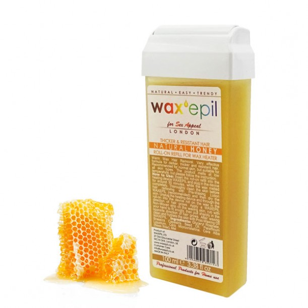 Кола маска WaxEpil Натурална - ролон 100мл