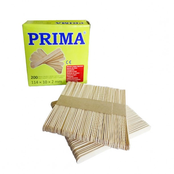 Шпатули за кола маска Prima 200 броя