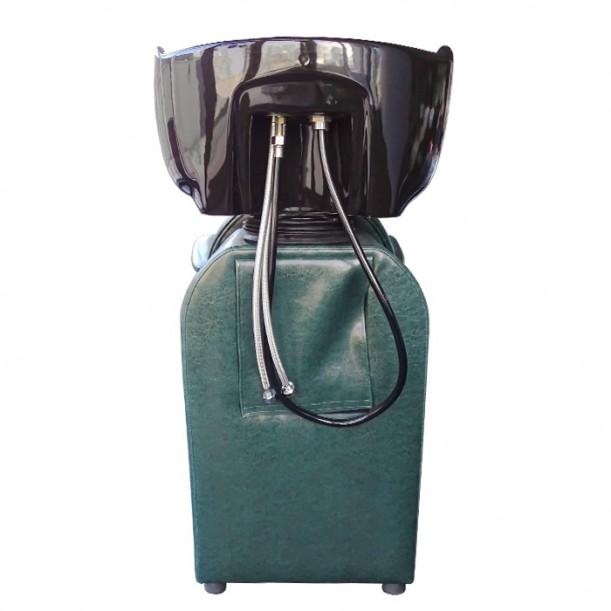 Тъмнозелена измивна колона модел B057