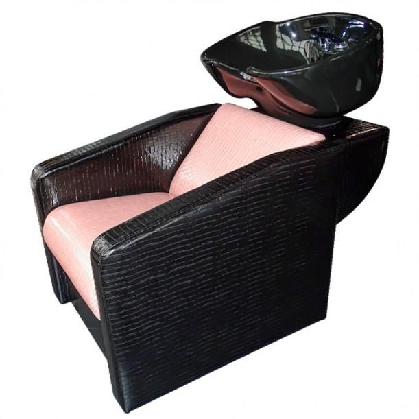 Професионална измивна колона М9090, Черно-розова